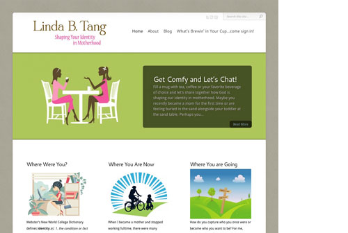 Linda B. Tang's website