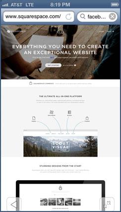 squarespace-mobilesite