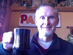 Paul Merrill selfie